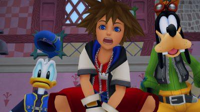 Kingdom Hearts 1.5 ReMix (Herstellerbild)