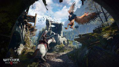 The Witcher 3: Wild Hunt (Konzeptart)