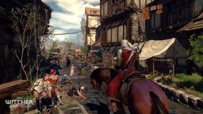 The Witcher 3: Wild Hunt (Herstellerblild)