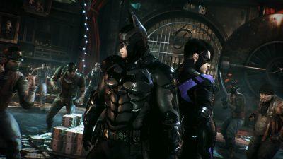 Batman: Arkham Knight (Herstellerbild)