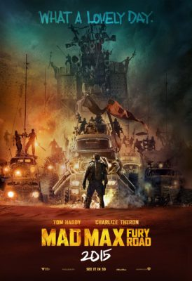 Mad Max: Fury Road (Poster)