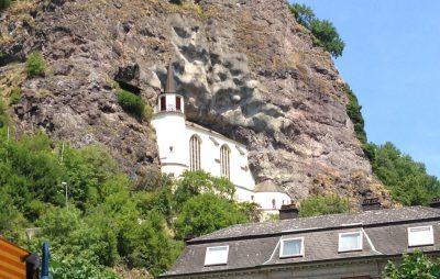 Die Felsenkirche in Idar-Oberstein
