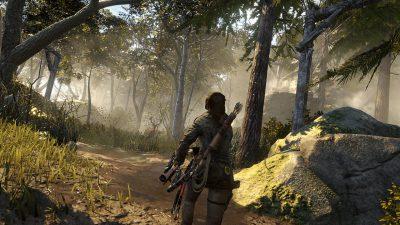 Rise of the Tomb Raider (Herstellerbild)
