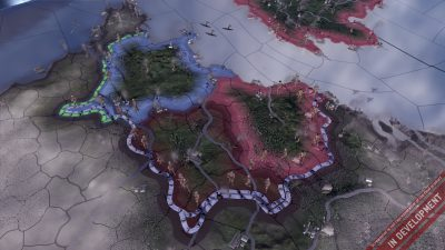Hearts of Iron IV (Herstellerbild)