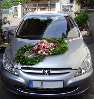 Hochzeitsauto!