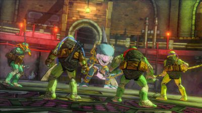 TMNT: Mutanten in Manhattan (Herstellerbild)