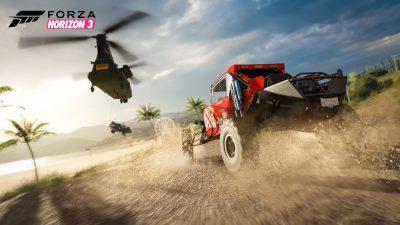 Forza Horizon 3 (Herstellerbild)