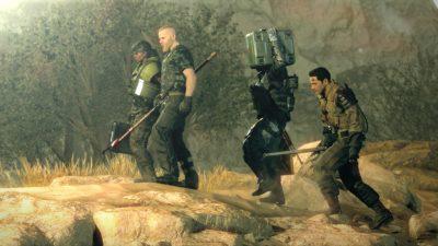 Metal Gear Survive (Herstellerbild)