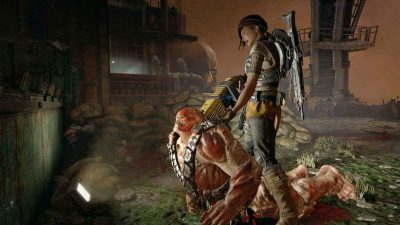 Gears of War 4 (Herstellerbild)